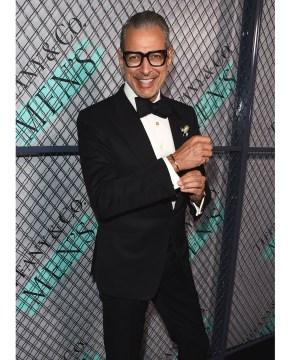 Jeff Goldblum all'evento di presentazione della collezione Tiffany Men's a Los Angeles