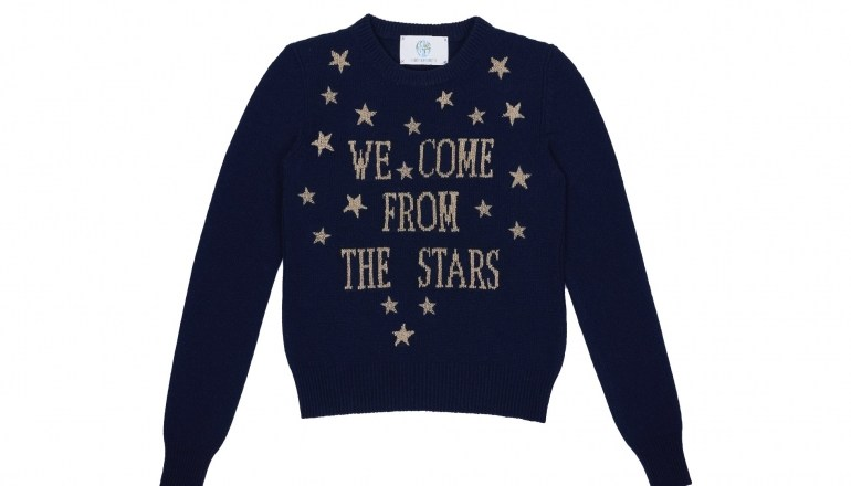 We come from the stars, arriva la nuova capsule di Natale di Alberta Ferretti