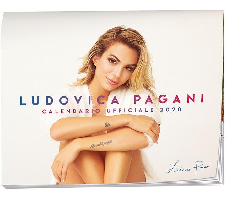 COTRIL è protagonista con Ludovica Pagani per il calendario 2020