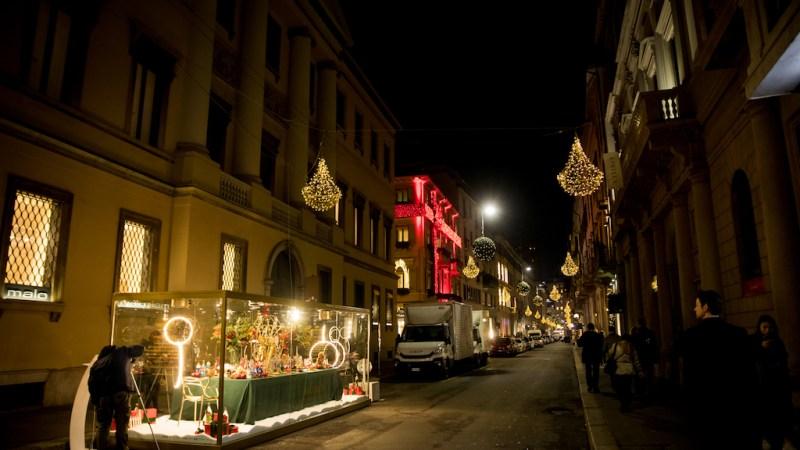 Con MonteNapoleone District un Natale sempre più coinvolgente dal centro alle periferie