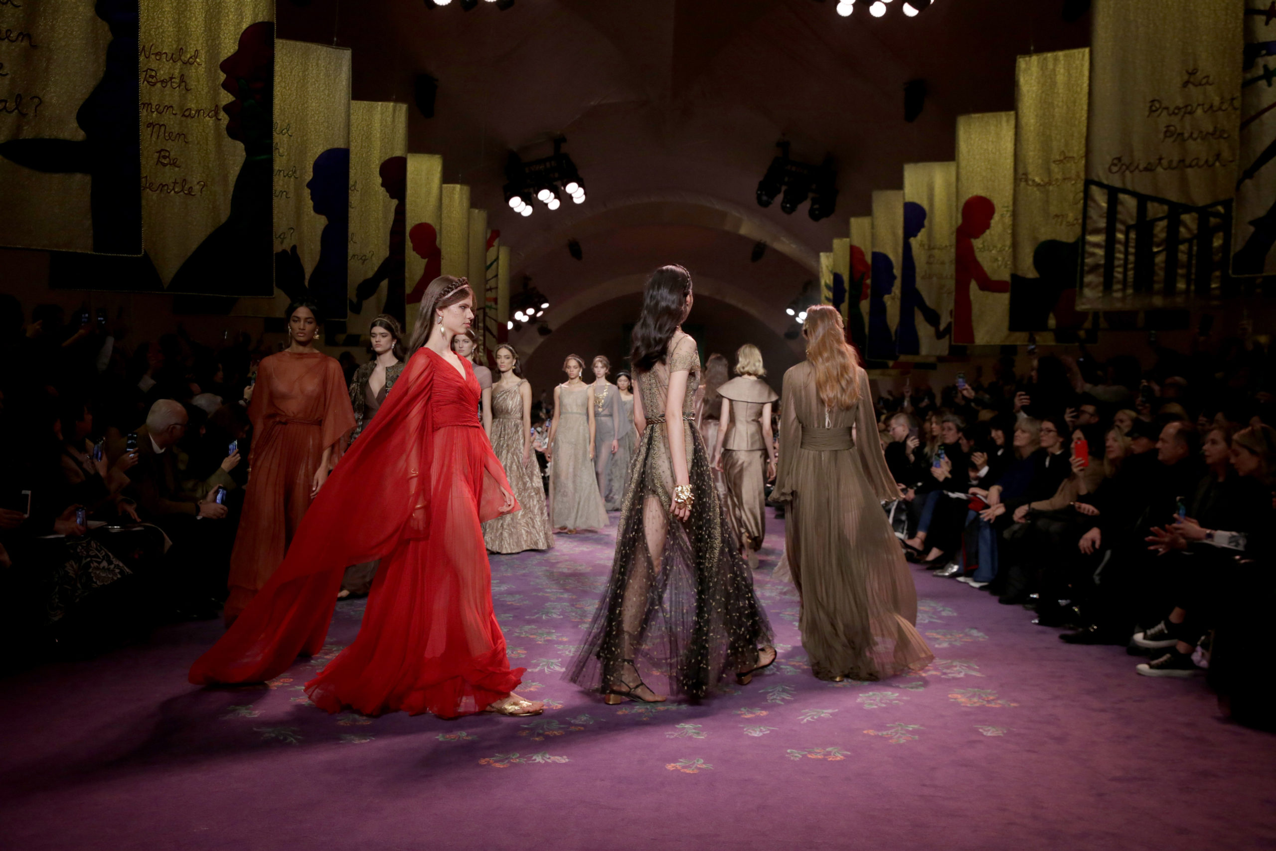 The Female Divine, il femminile supremo di Dior Haute Couture