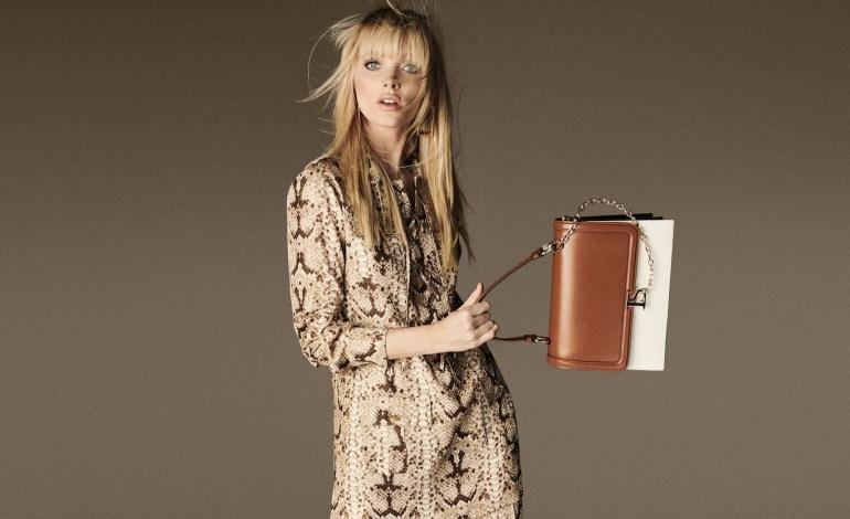 #iameverywoman , arriva la collezione di Luisa Spagnoli con Elsa Hosk
