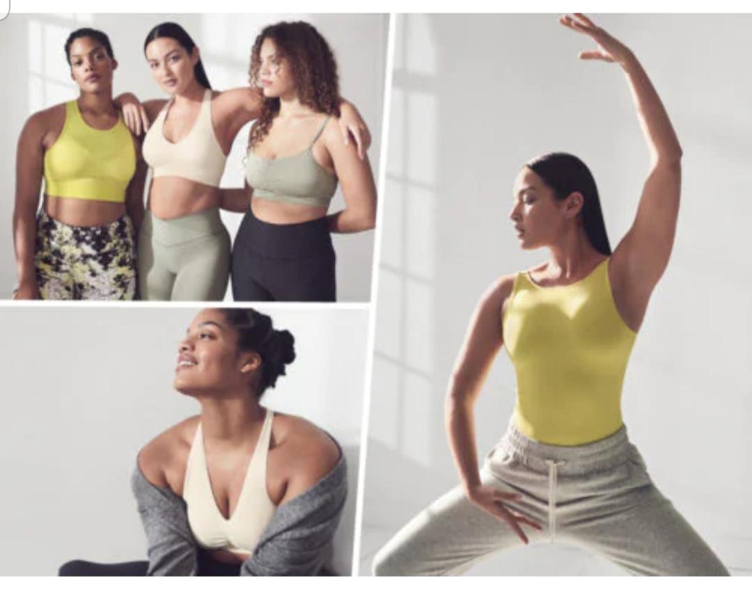 H&M lancia una linea sporty ecosostenibile e trasparente