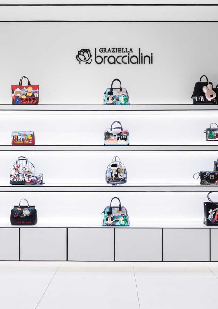 Studio Svetti rifà il look a Braccialini