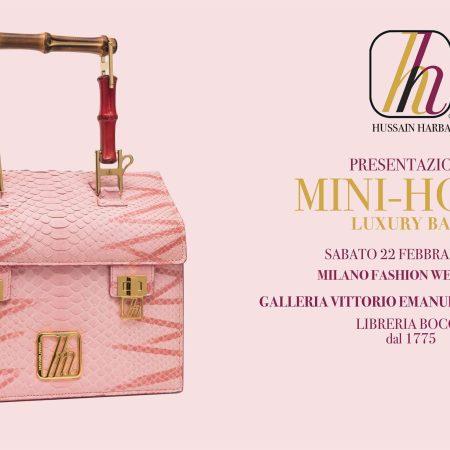 L'arte e la moda di Hussain Harba alla Milano Fashion Week 20