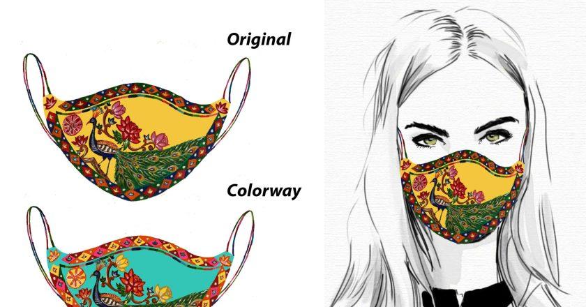 Se la mascherina è (anche) un accessorio