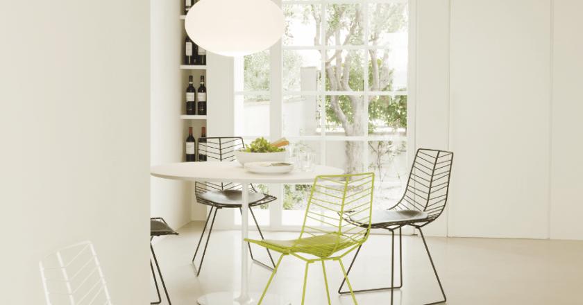 Il pranzo è servito! #designselection di sedie e tavoli per la cucina e il living