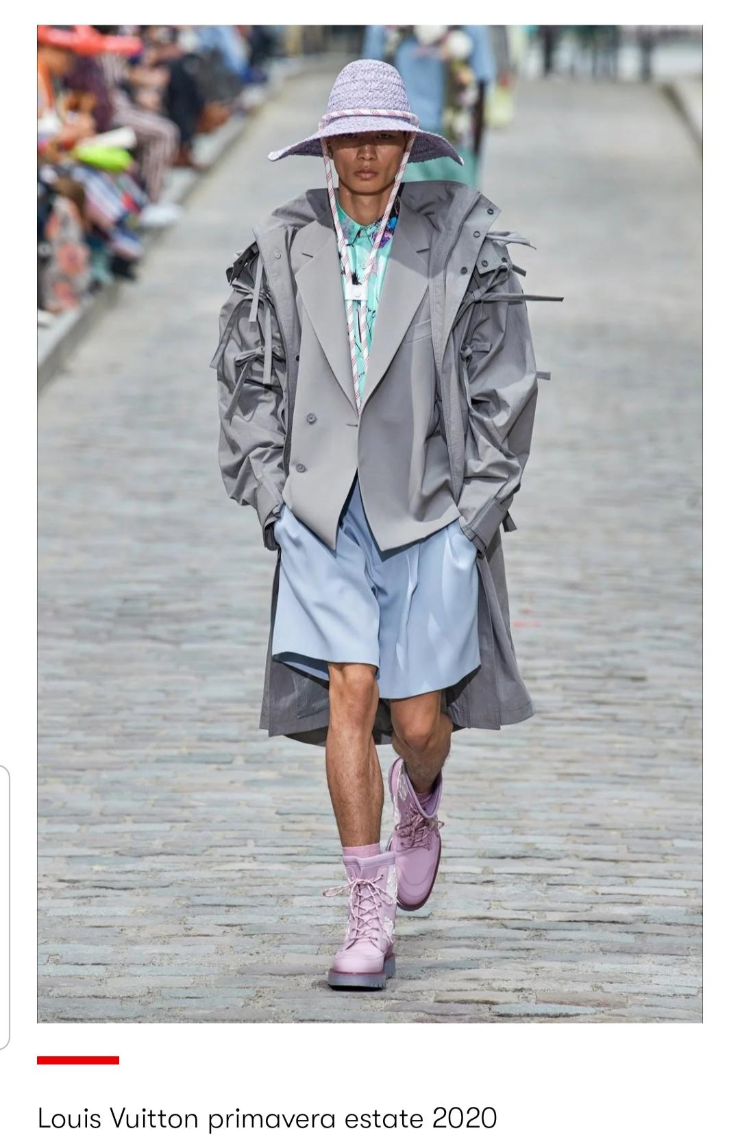 Scopriamo insieme i trend della moda maschile per questa primavera/estate