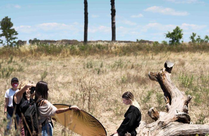 IED ROMA porta gli studenti all'aperto in luoghi storici