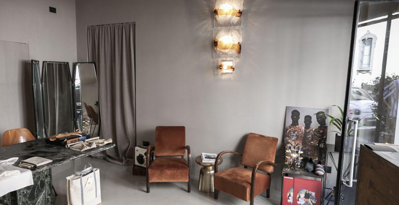 Uno spazio concepito come 'salotto urbano' nel cuore di Milano – ' MANINTOWN + PROGETTO NOMADE