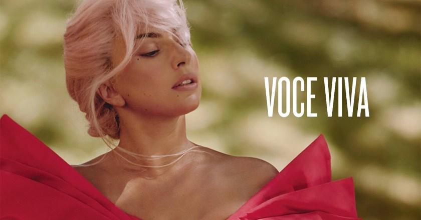 Valentino sceglie Gaga per Voce Viva