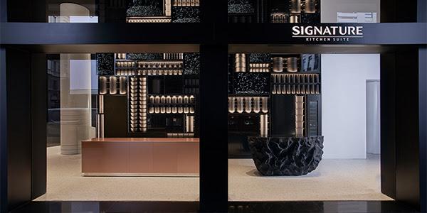 Signature Kitchen Suite: design, tecnologia e passione per il cibo nel cuore di Milano