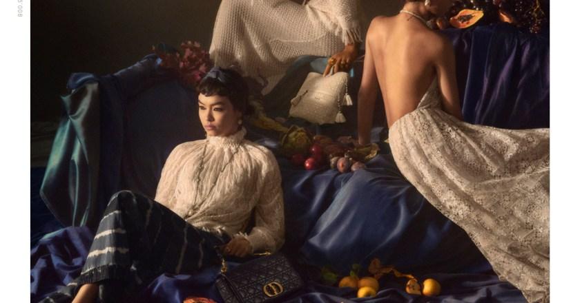 La moda in un quadro. Arriva la nuova campagna Dior SS2021