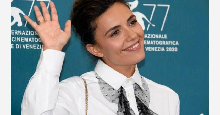 Serena Rossi sarà la nuova madrina della Mostra del Cinema di Venezia