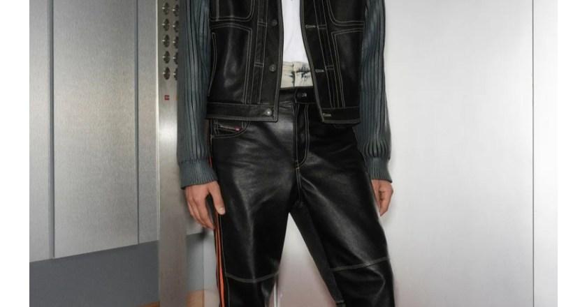 Alla Milano Fashion Week sfila la collezione Diesel di Glenn Marten