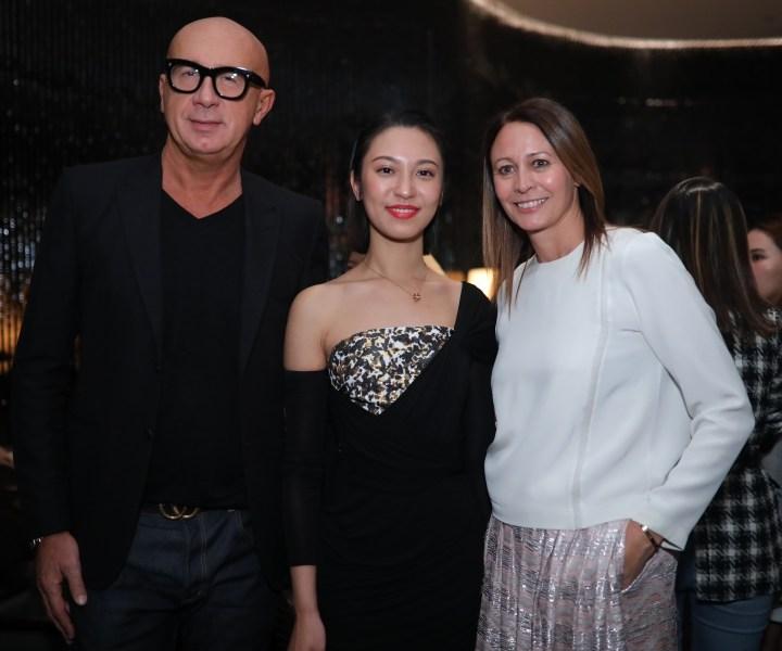 The Fashion Awards 2018 in partnership con Swarovski
