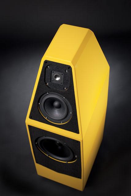 The Audio Beat  Wilson Audio Specialties Sophia Series 3