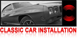 Classic Car Installation