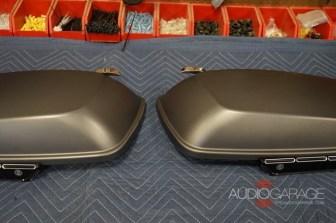 Street Glide Bag Lid Speakers