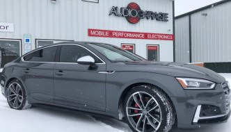 Audi S5 Sportback Window Tint