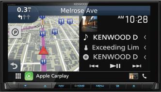 Kenwood eXcelon DDX995S