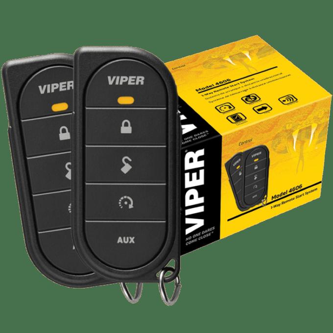 Viper One-Way 4606V