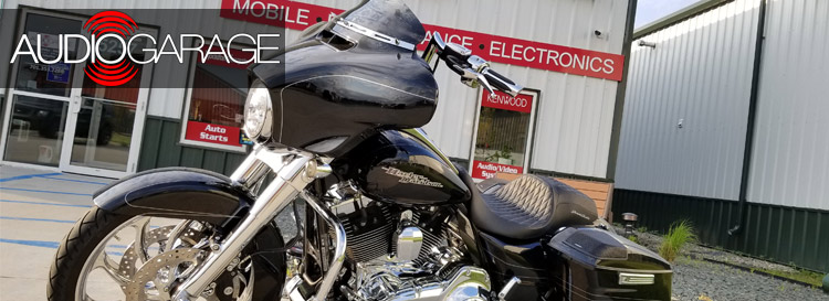 Audio Upgrade and Lighting for Fargo Harley-Davidson Street ... on