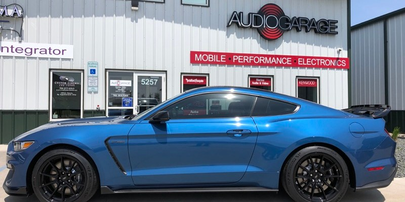 Complete Protection Package for Fargo-based Shelby GT350