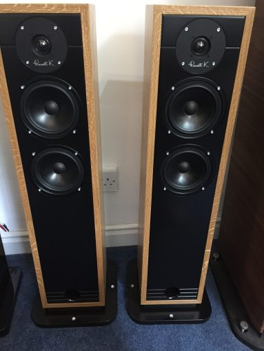 Russell K – Two new loudspeakers
