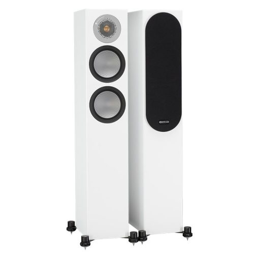 On Demonstration – New Monitor Audio Silver Speakers