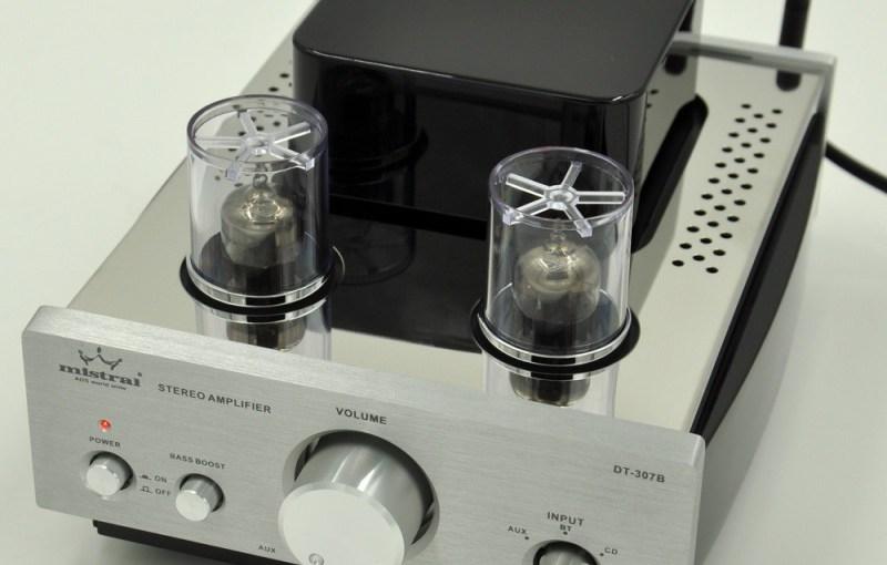 Mistral 307B Valve Hybrid Bluetooth Amp £249