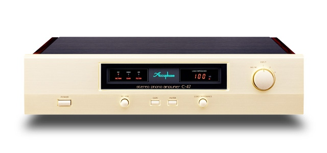 Accuphase C-47 Phono Preamp