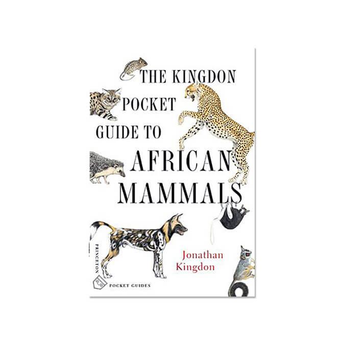 kingdon pocket guide african mammals