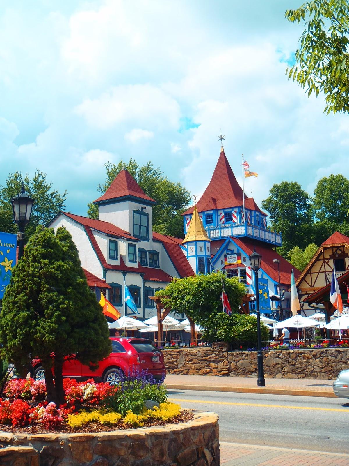 Adventures In The German Themed Village Of Helen Georgia