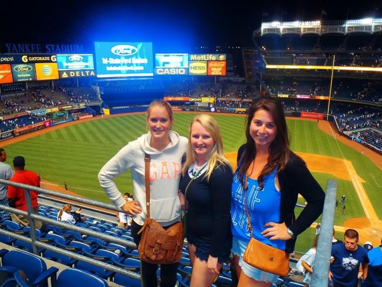 New York Yankees at Yankee Stadium