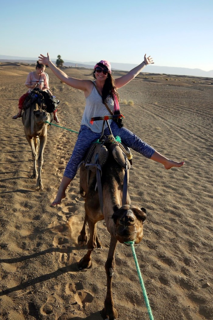 A Moroccan Sahara Desert Tour