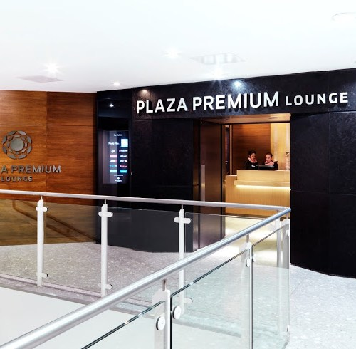 Plaza Premium Lounge Heathrow