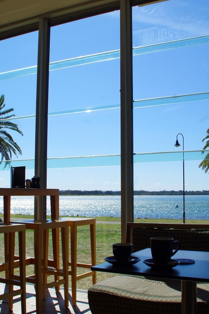 Relaxed, Waterside Dining at Zebu Bar + Grill
