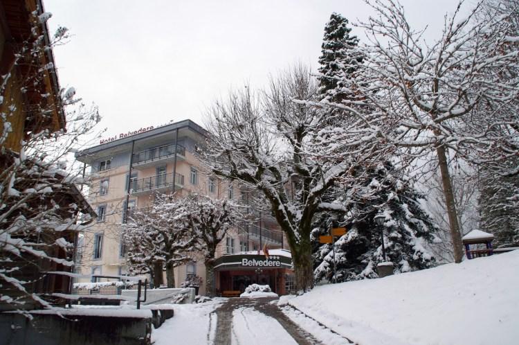 Hotel Belvedere Grindlewald
