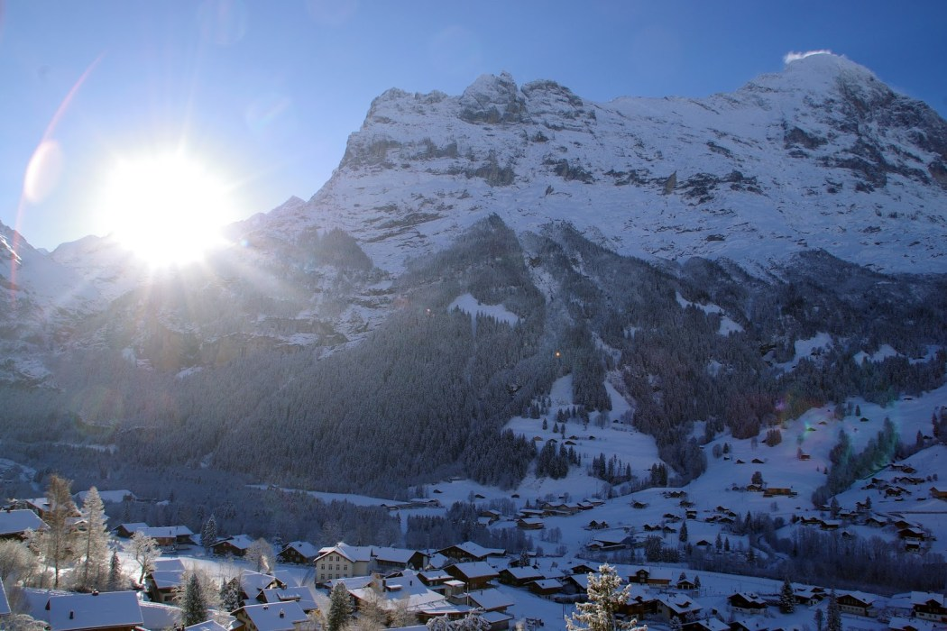A Swiss Alps Photo Diary