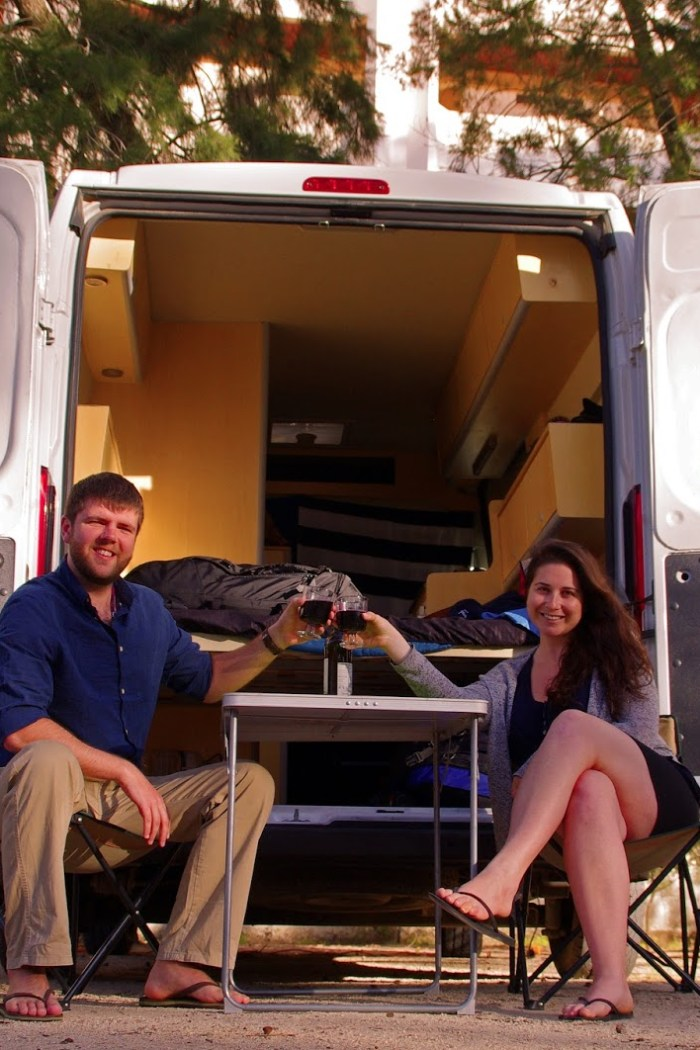Campervanning Through Portugal: Logistics of Life on the Road