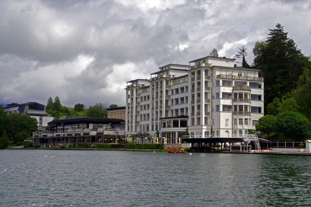 Traditional Luxury at Grand Hotel Toplice on Lake Bled