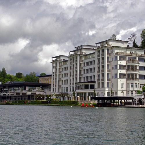 Grand Hotel Toplice Lake Bled