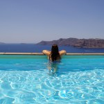 Nostos Apartments Santorini Infinity Pool