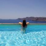 Nostos Apartments Santorini Infinity Pool
