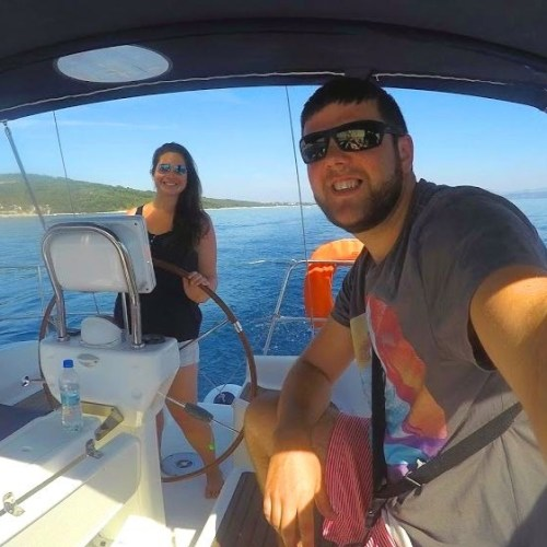 Sailing with MedSailors Croatia