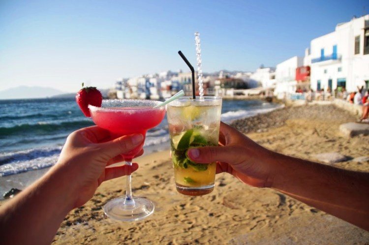 Mykonos Cocktails