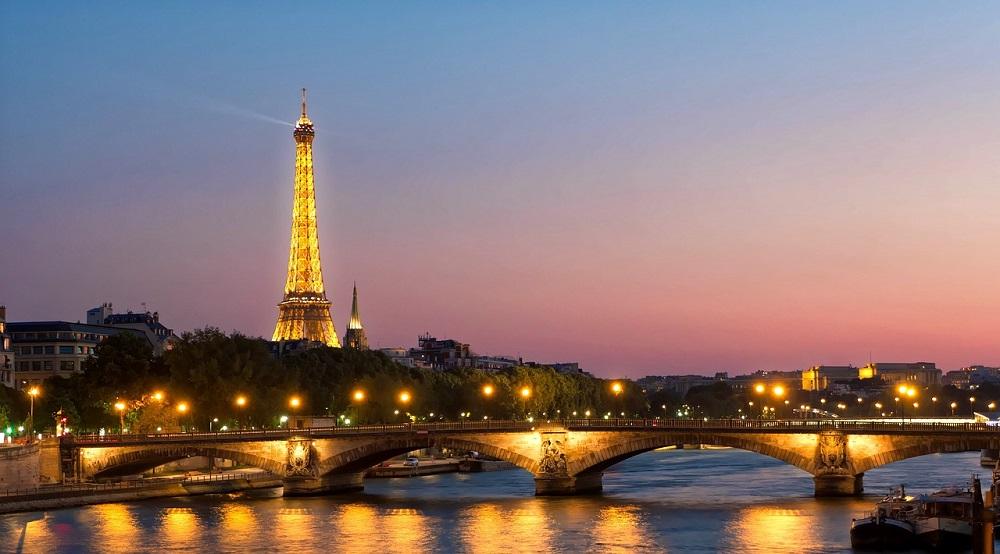 The Best Illuminated Landmarks around the World