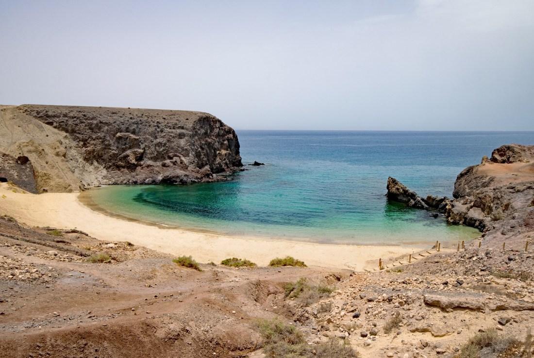 Playa Blanca Cove Lanzarote