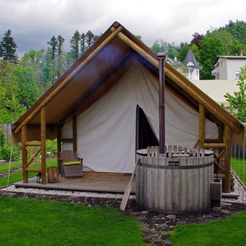 Garden Village Bled Glamping Tent